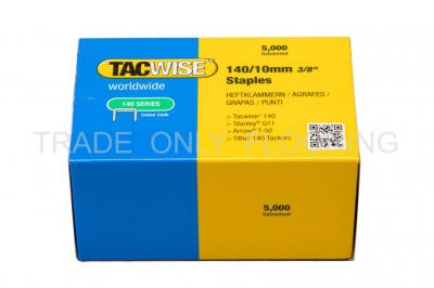 Staples 140 Series 10mm (Pack of 5000)