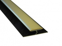 Premier Trims Double Z Profile 0.9m (Standard Finish)